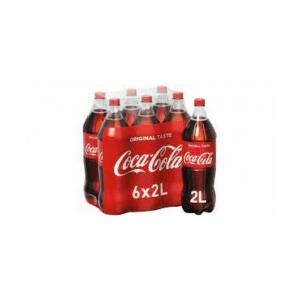 COKE 6X2LT