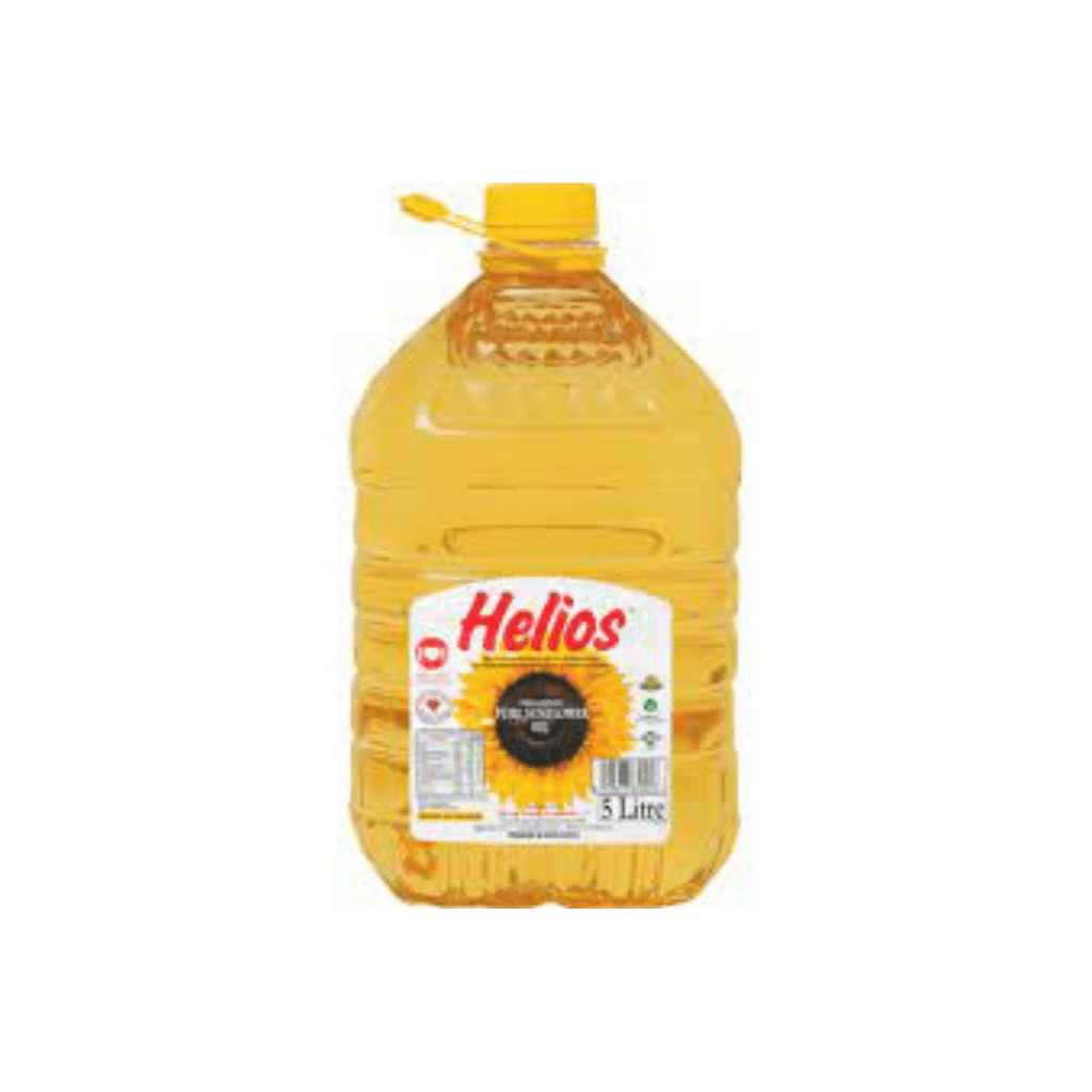 COOKING OIL HELIOS PURE  1x5lt