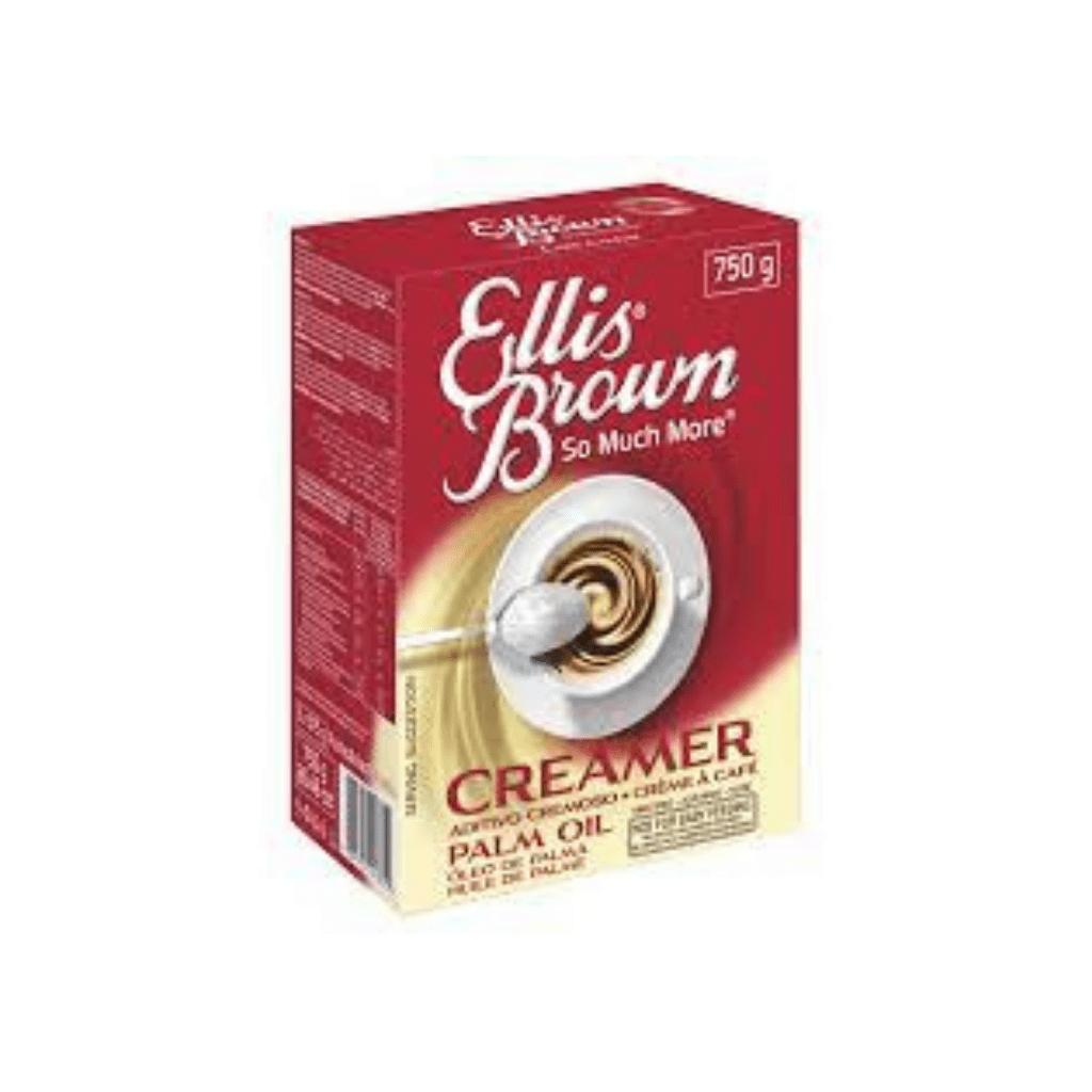 ELLIS BROWN COF/CREME 750G