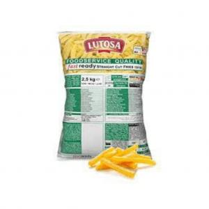 FROZEN CHIPS LUTOSA 10mm 2.5kg