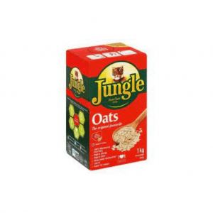 JUNGLE OATS              1x1kg