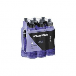 POWERADE JAGGED ICE    6x500ml