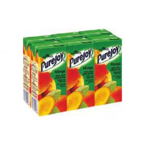 PUREJOY MANGO 100%     6x200ml