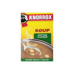 SOUP KNORROX MUTTON PB 400G