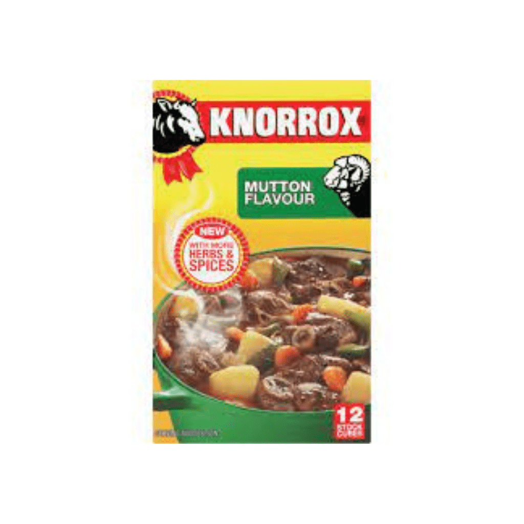 SOUP KNORROX MUTTON PB 5X400G