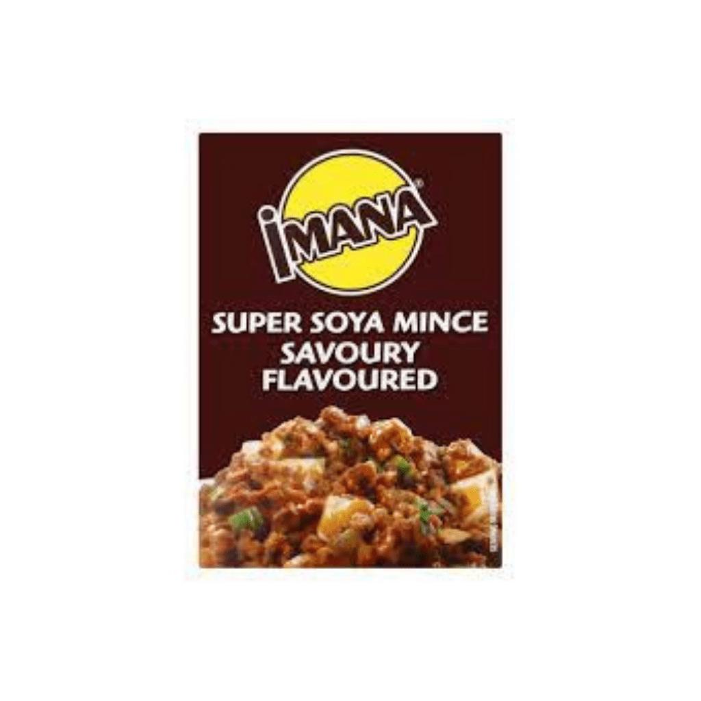 SOYA MINC IMANA C/BEEF  1x400g