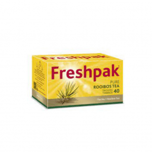TEA FRESHPAK TAGLESS 40S